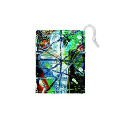 Depression 1 Drawstring Pouches (xs)  by bestdesignintheworld