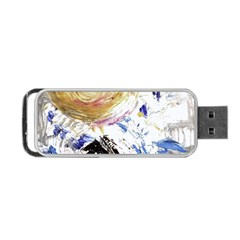 June Gloom 3 Portable Usb Flash (two Sides) by bestdesignintheworld