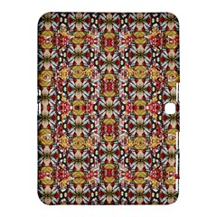 Rose Buds And Floral Decorative Samsung Galaxy Tab 4 (10 1 ) Hardshell Case  by pepitasart