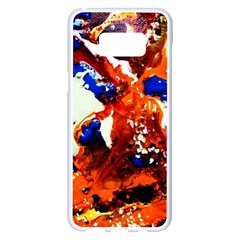 Smashed Butterfly 1 Samsung Galaxy S8 Plus White Seamless Case by bestdesignintheworld