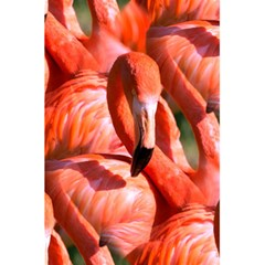 Pink Flamingo Flock Pattern 5 5  X 8 5  Notebooks by CrypticFragmentsColors