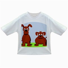 Animals Dogs Mutts Dog Pets Infant/toddler T-shirts by Nexatart