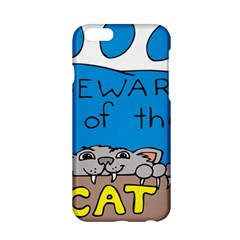 Cat Print Paw Pet Animal Claws Apple Iphone 6/6s Hardshell Case by Nexatart