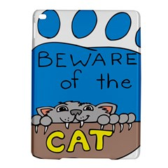 Cat Print Paw Pet Animal Claws Ipad Air 2 Hardshell Cases by Nexatart