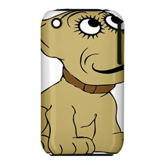 Dog Cute Sitting Puppy Pet Iphone 3s/3gs