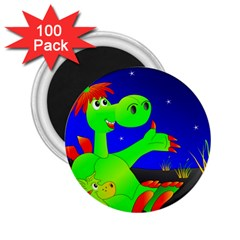 Dragon Grisu Mythical Creatures 2 25  Magnets (100 Pack)
