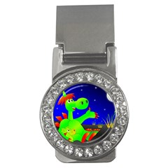 Dragon Grisu Mythical Creatures Money Clips (cz)  by Nexatart