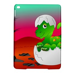 Dinosaur Dino Baby Dino Lizard Ipad Air 2 Hardshell Cases