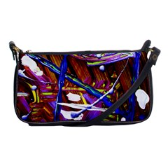 Depression 3 Shoulder Clutch Bags by bestdesignintheworld