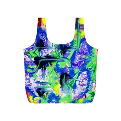 Lilac 3 Full Print Recycle Bags (s)