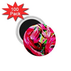 Flamingo   Child Of Dawn 5 1 75  Magnets (100 Pack)  by bestdesignintheworld