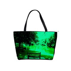 Hot Day In Dallas 24 Shoulder Handbags by bestdesignintheworld