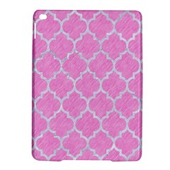Tile1 White Marble & Pink Colored Pencil Ipad Air 2 Hardshell Cases by trendistuff