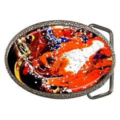 Smashed Butterfly 2 Belt Buckles by bestdesignintheworld