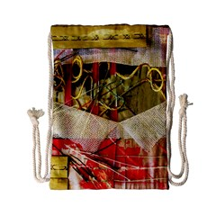 Hidden Strings Of Purity 4 Drawstring Bag (small)