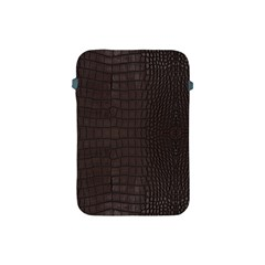 Gator Brown Leather Print Apple Ipad Mini Protective Soft Cases