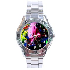 Global Warming 6 Stainless Steel Analogue Watch