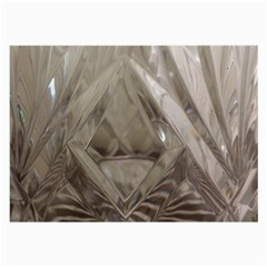 Cut Crystal Large Glasses Cloth