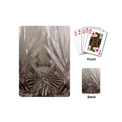 Cut Crystal Playing Cards (mini)