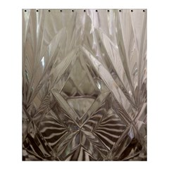 Cut Crystal Shower Curtain 60  X 72  (medium)