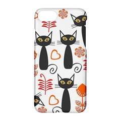 Cats Apple Iphone 7 Hardshell Case