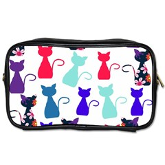 Cats Toiletries Bags 2-side by luizavictorya72