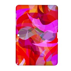 Abstract Samsung Galaxy Tab 2 (10 1 ) P5100 Hardshell Case