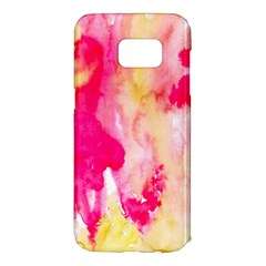 Watercolour Samsung Galaxy S7 Edge Hardshell Case