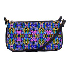 Artwork By Patrick Colorful 48 Shoulder Clutch Bags by ArtworkByPatrick