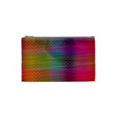Colorful Sheet Cosmetic Bag (small)