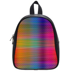Colorful Sheet School Bag (small)