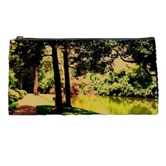 Hot Day In Dallas 25 Pencil Cases by bestdesignintheworld