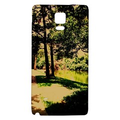 Hot Day In Dallas 25 Galaxy Note 4 Back Case by bestdesignintheworld