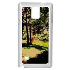 Hot Day In Dallas 25 Samsung Galaxy Note 4 Case (white) by bestdesignintheworld