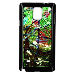 Depression 5 Samsung Galaxy Note 4 Case (black) by bestdesignintheworld