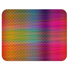 Colorful Sheet Double Sided Flano Blanket (medium)  by LoolyElzayat