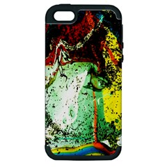 Coffee Land 2 Apple Iphone 5 Hardshell Case (pc+silicone)