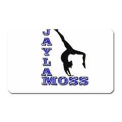 Jay3new Copy Magnet (rectangular) by jaylamoss