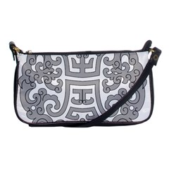 Chinese Traditional Pattern Shoulder Clutch Bags