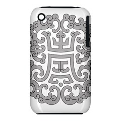 Chinese Traditional Pattern Iphone 3s/3gs