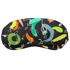 Repetition Seamless Child Sketch Sleeping Masks by Nexatart