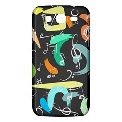 Repetition Seamless Child Sketch Samsung Galaxy Mega 5 8 I9152 Hardshell Case