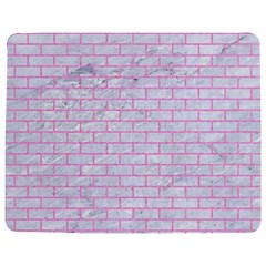 Brick1 White Marble & Pink Colored Pencil (r) Jigsaw Puzzle Photo Stand (rectangular)