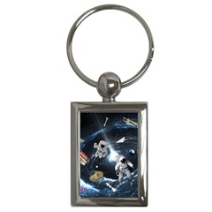 We Found Laika Key Chains (rectangle)