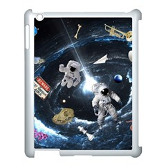 We Found Laika Apple Ipad 3/4 Case (white) by Valentinaart