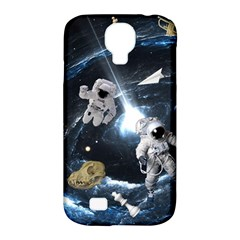 We Found Laika Samsung Galaxy S4 Classic Hardshell Case (pc+silicone) by Valentinaart