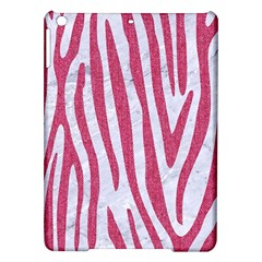 Skin4 White Marble & Pink Denim Ipad Air Hardshell Cases by trendistuff