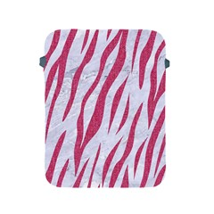 SKIN3 WHITE MARBLE & PINK DENIM (R) Apple iPad 2/3/4 Protective Soft Cases