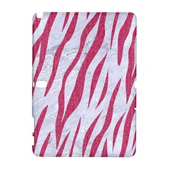Skin3 White Marble & Pink Denim (r) Galaxy Note 1 by trendistuff