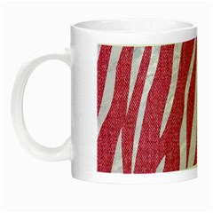 SKIN3 WHITE MARBLE & PINK DENIM Night Luminous Mugs